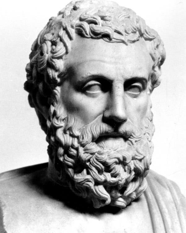 384 - 322 BC: Aristotle: