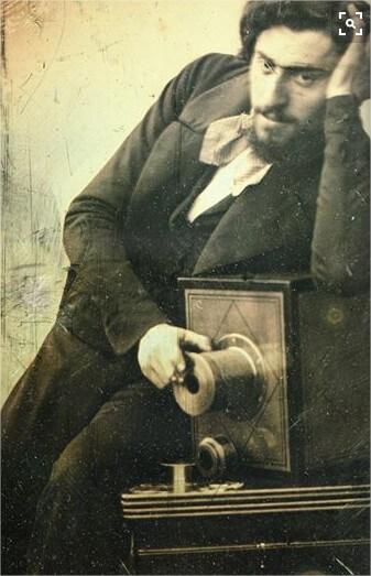 1823 - 1875: Bruno Braquehais, photographer (FR)