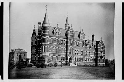 1817: First school for the Deaf in the USA, Hartford