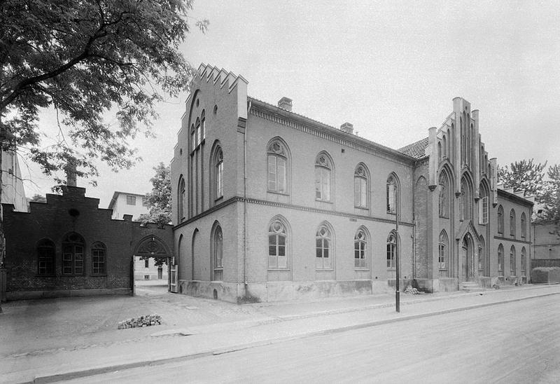 1825: First school for the Deaf in Norway, Trondheim
