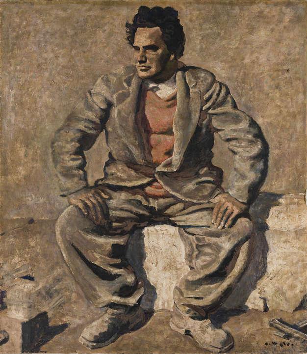 1893 - 1975: Gustinus Ambrosi, Sculptor (AT)