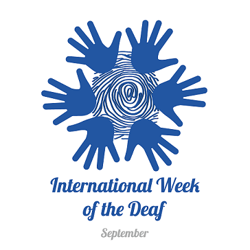 1958: International Week of the Deaf launched by the World Federation of the Deaf