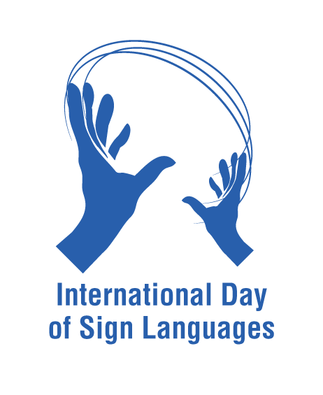 2017: 23 September marked as International Day of Sign Languages