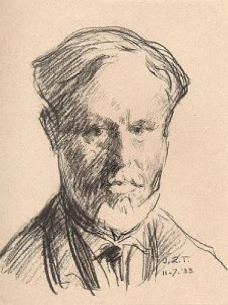 1872 - 1947: Jan Zoetelief Tromp (NL)