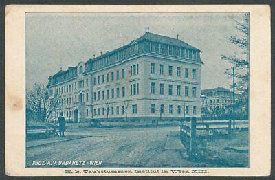 1779: First School for the Deaf in Austria, Vienna