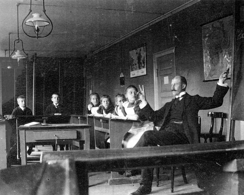 1807: First School for the Deaf in Denmark, Copenhagen