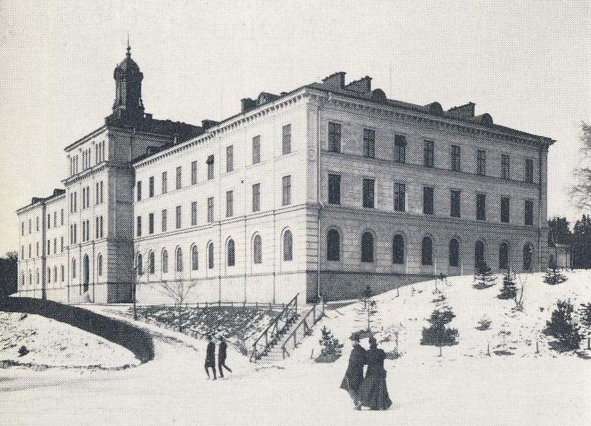 1809: First School for the Deaf in Sweden, Stockholm