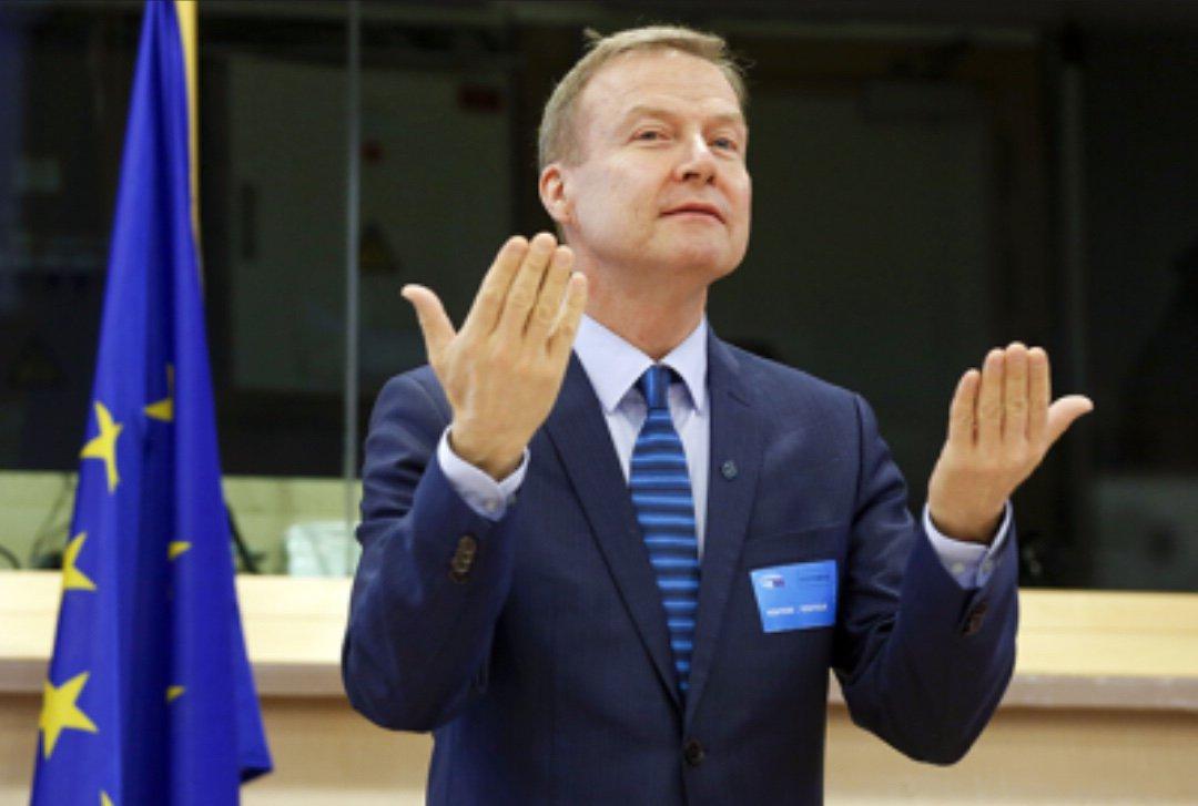 2013 - now: Dr Markku Jokinen President of EUD