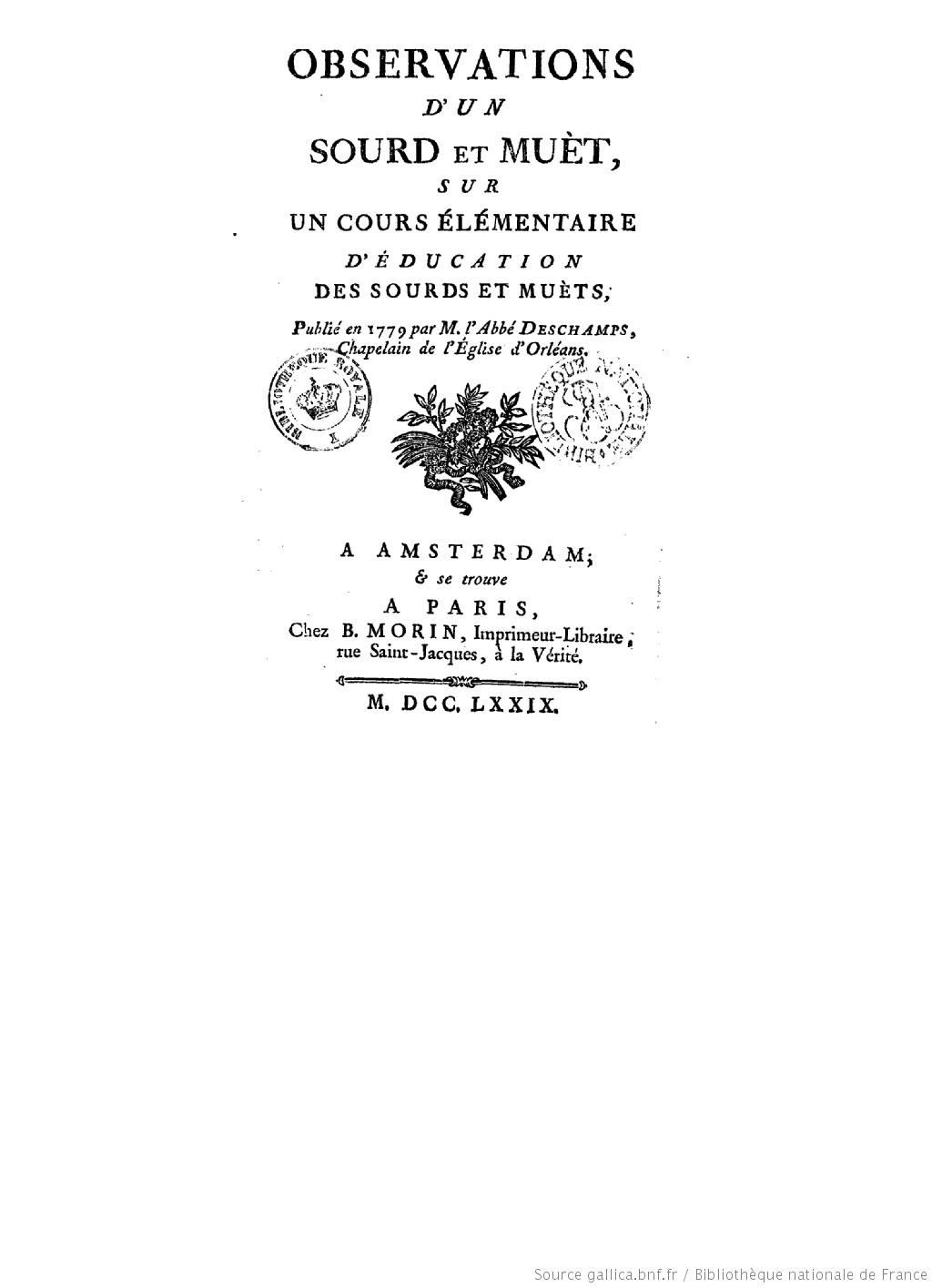 1747 - 1799  : Pierre Desloges