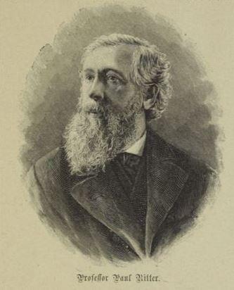 1829 - 1907: Paul Ritter, Painter (DE)