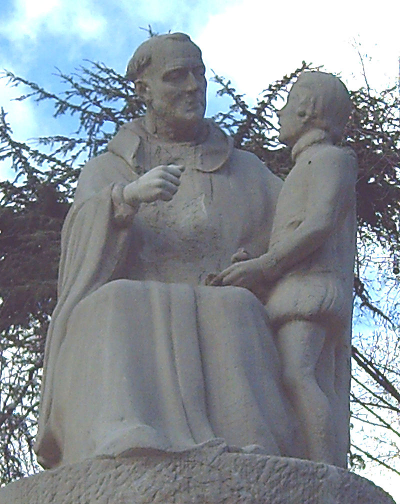 1520 - 1584:Pedro Ponce de León, the first teacher of the deaf (ES)