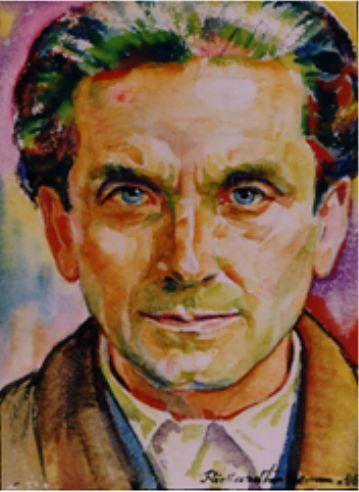 1900 - 1966: Richard Liebermann, Painter (DE)