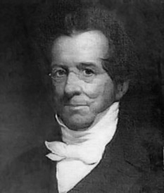1815: Thomas Hopkins Gallaudet (USA, 1787 - 1851)