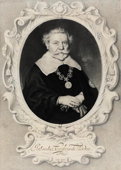 1625 - 1700: Johannes Thopas, Painter (NL)