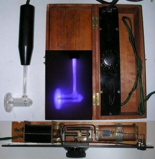 20th century violet ray machine