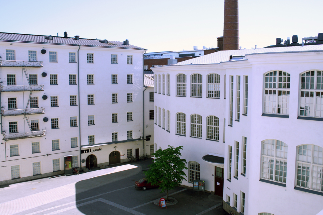 1915: Opening of the Finnish Museum of the Deaf