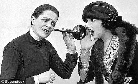 1800: Eartrumpets