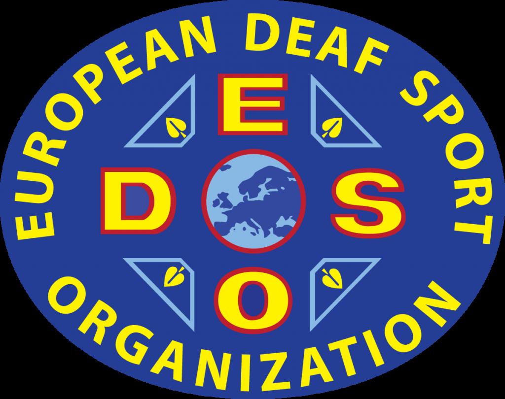 1983: Foundation of EDSO, European Deaf Sports Organisation