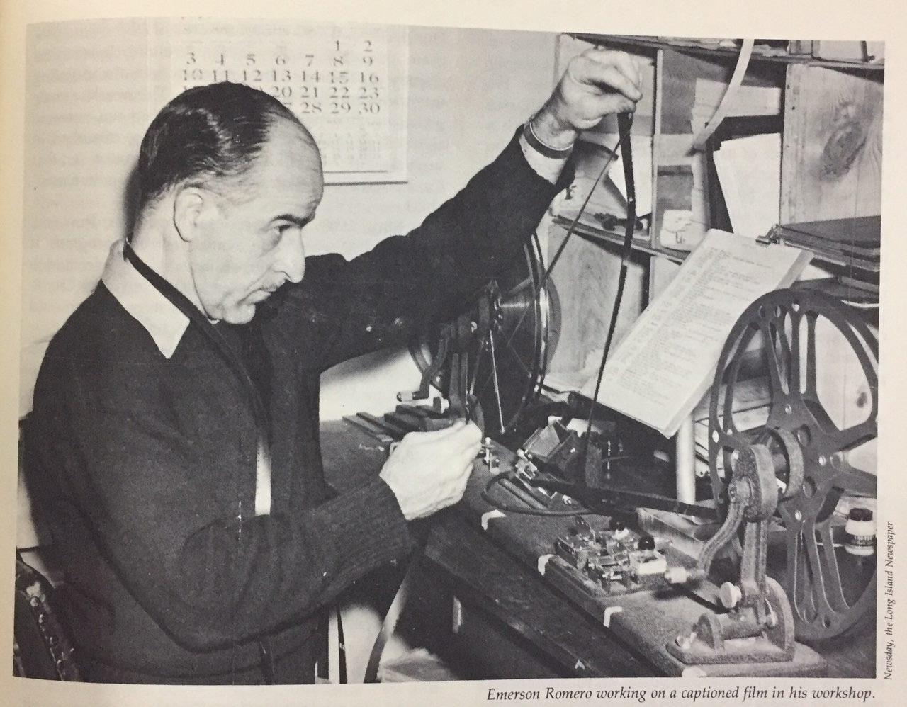 1900 - 1972: Emerson Romero
