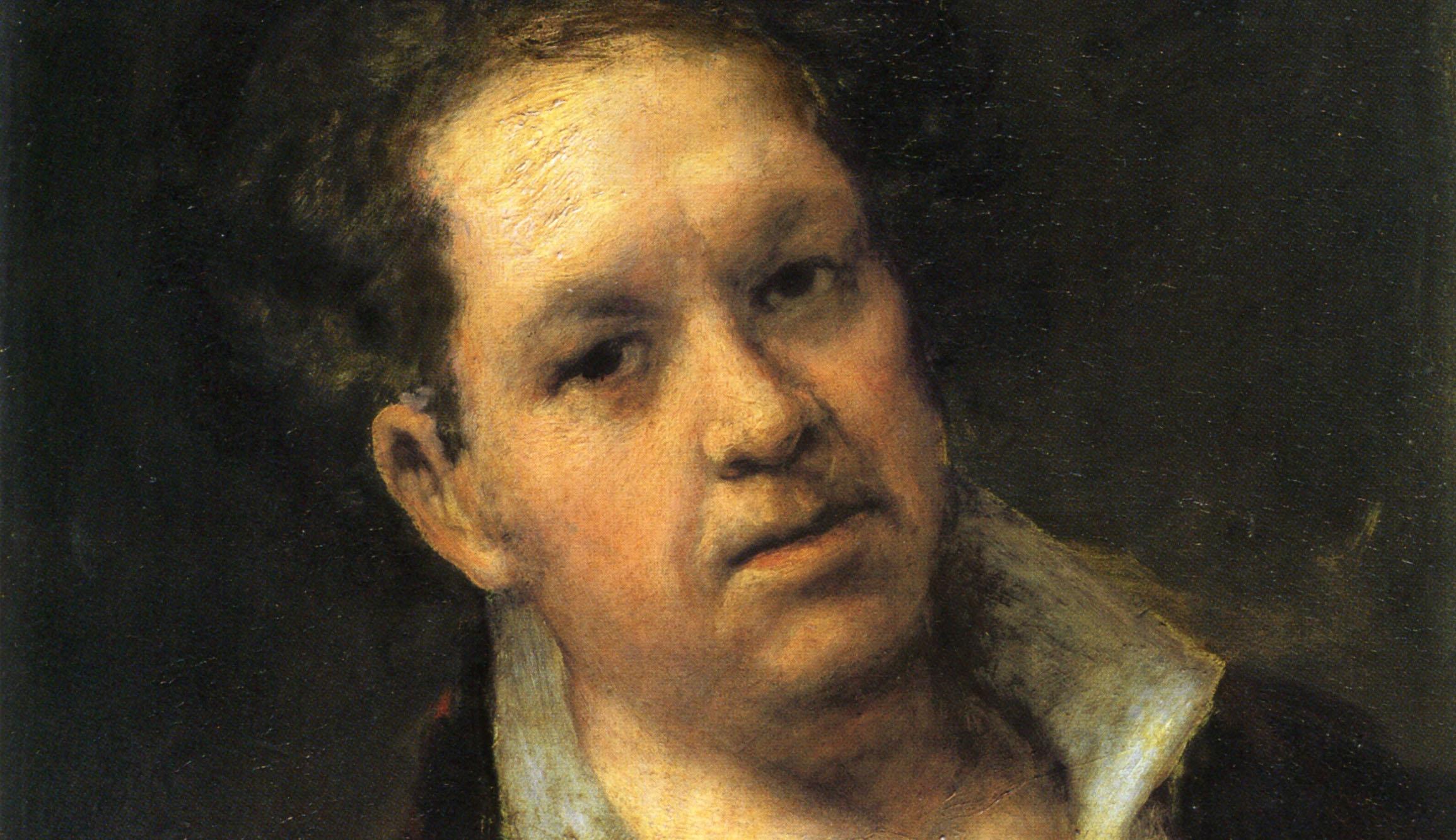 1746 - 1828: Francisco Goya, Painter (ES)